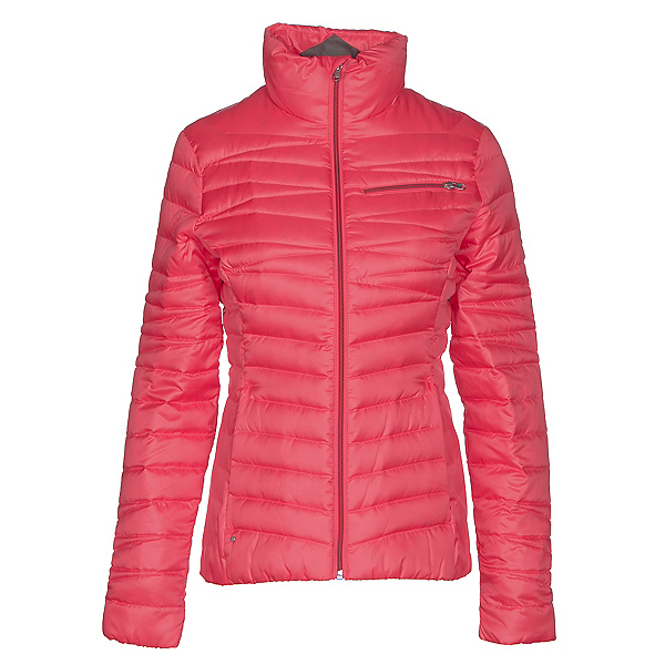 Spyder Timeless Down Womens Jacket, Bryte Pink-Weld, 600