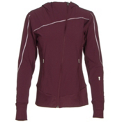 Spyder Caydence Full Zip Womens Hoodie, Fini, medium