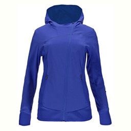 Spyder Caydence Full Zip Womens Hoodie (Previous Season), Bling, 256