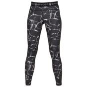 Spyder Spy-Dher Tight Womens Long Underwear Pants, Waves Black Print, medium