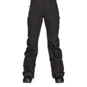 Burton Society Insulated Womens Snowboard Pants, True Black, medium