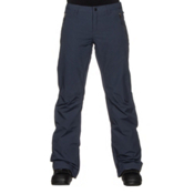 Burton Society Insulated Womens Snowboard Pants, Mood Indigo, medium