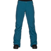 Burton Society Insulated Womens Snowboard Pants, Jaded, medium