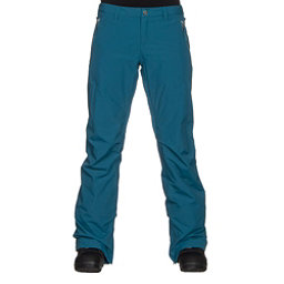 Burton Society Insulated Womens Snowboard Pants, Jaded, 256
