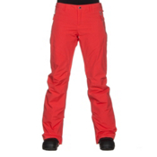 Burton Society Insulated Womens Snowboard Pants, Coral, medium