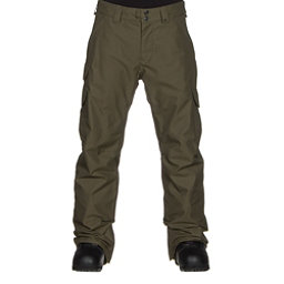 Burton Cargo Classic Fit Mens Snowboard Pants, Keef, 256