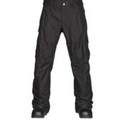 Burton Cargo Classic Fit Mens Snowboard Pants, True Black, medium