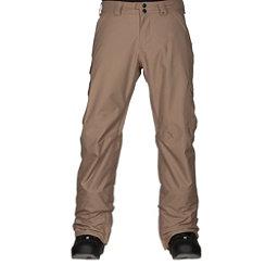 Burton Cargo Classic Fit Mens Snowboard Pants, Kelp, 256