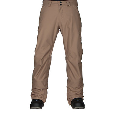 Burton Cargo Classic Fit Mens Snowboard Pants, Keef, viewer