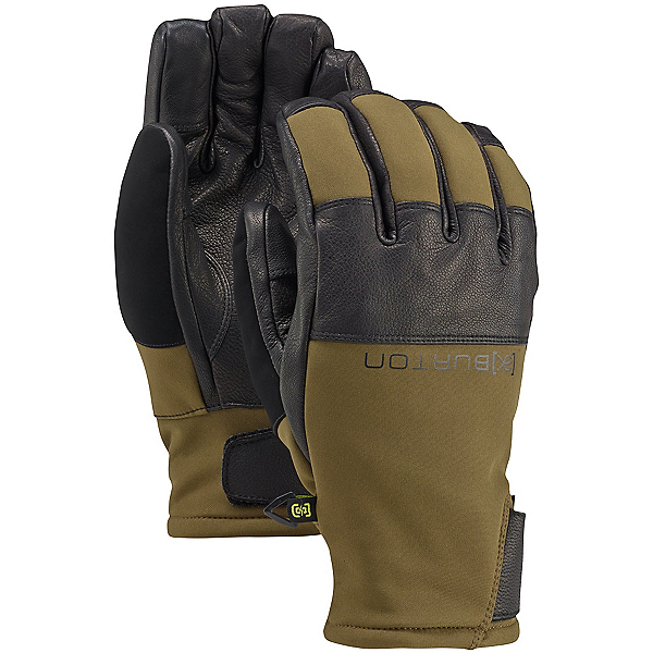 Burton AK Gore-Tex Clutch Gloves, Jungle, 600