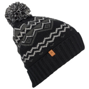 Burton Mountain Man Beanie, True Black, medium
