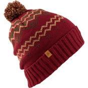 Burton Mountain Man Beanie, Wino, medium
