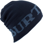 Burton Billboard Slouch Beanie Hat, Eclipse-Washed Blue, medium