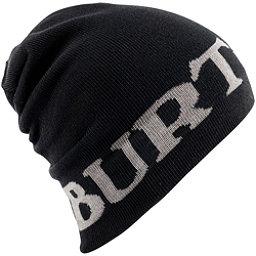 Burton Billboard Slouch Beanie Hat, True Black, 256