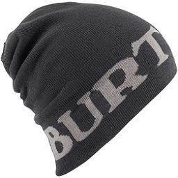 Burton Billboard Slouch Beanie Hat, Faded-Iron Gray, 256