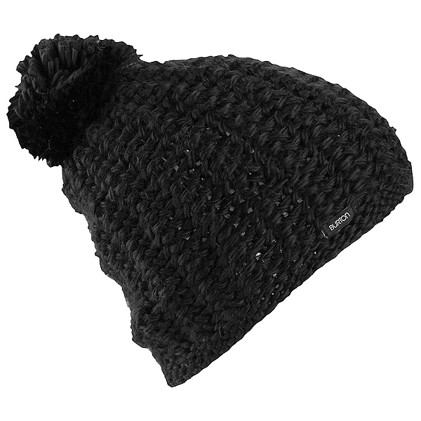 Burton Guess Again Beanie Womens Hat, True Black, 600