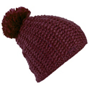 Burton Guess Again Beanie Womens Hat, Sangria, medium