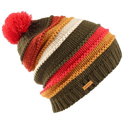 Burton Candy Stripe Beanie Womens Hat, Keef, 256