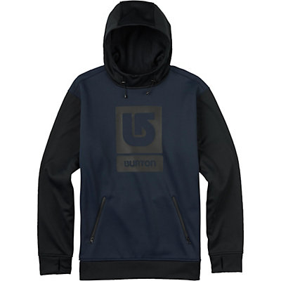 Burton Crown Bonded Pullover Hoodie, Eclipse, viewer