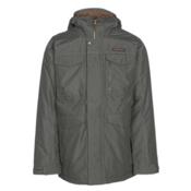 Burton Covert Mens Insulated Snowboard Jacket, Keef Underpass Twill, medium
