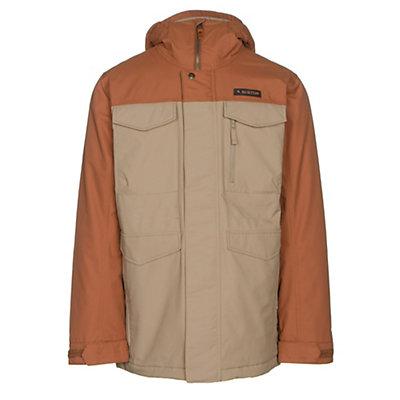 Burton Covert Mens Insulated Snowboard Jacket, True Penny-Kelp, viewer
