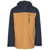Burton Covert Mens Insulated Snowboard Jacket, Eclipse-Syrup, medium