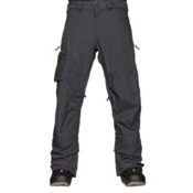 Burton Covert Mens Snowboard Pants, Denim, medium