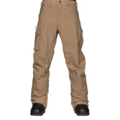 Burton Covert Mens Snowboard Pants, Kelp, medium