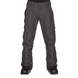 Burton Cargo Mid Fit Mens Snowboard Pants, Faded, 256
