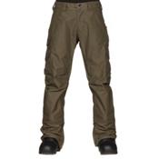 Burton Cargo Mid Fit Mens Snowboard Pants, Keef, medium