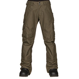 Burton Cargo Mid Fit Mens Snowboard Pants, Keef, 256