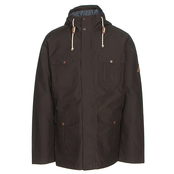 Burton Mens Match Jacket, Java, 600