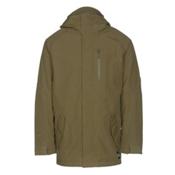 Burton Gore-Tex Radial Mens Insulated Snowboard Jacket, Fir, medium