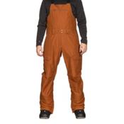 Burton Reserve Bib Mens Snowboard Pants, True Penny, medium