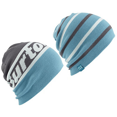 Burton Beanie 2 Pack, Faded-Larkspur, viewer