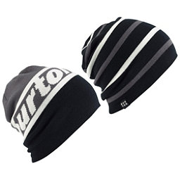 Burton Beanie 2 Pack, Faded-True Black, 256