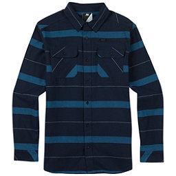 Burton Analog Transmission Mens Flannel Shirt, Eclipse, 256