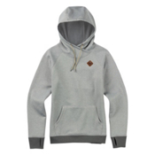 Burton Heron Pullover Womens Hoodie, High Rise Twill, medium