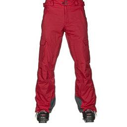 Columbia Ridge Run II Big Mens Ski Pants, Mountain Red, 256