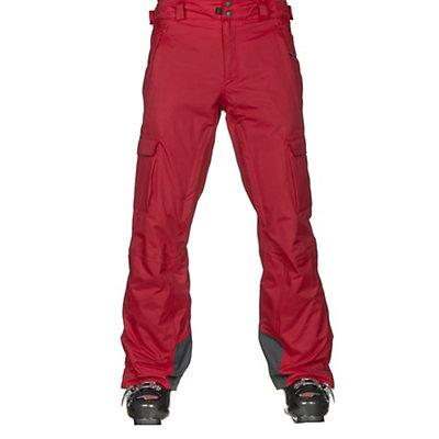 Columbia Ridge Run II Big Mens Ski Pants, Mountain Red, viewer