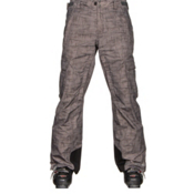 Columbia Ridge Run II Big Mens Ski Pants, Grill Tweed Print, medium