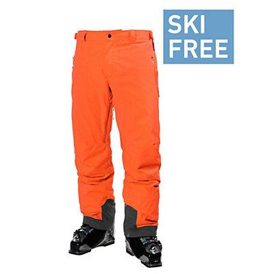 Helly Hansen Legendary Mens Ski Pants, Rock, viewer