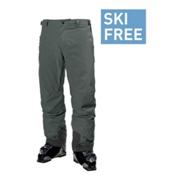 Helly Hansen Legendary Mens Ski Pants, Rock, medium