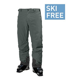 Helly Hansen Legendary Mens Ski Pants, Rock, 256