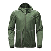 The North Face Ampere Wind Trainer Mens Jacket, Climbing Ivy Green, medium