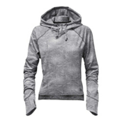 The North Face Motivation Womens Hoodie, Asphalt Grey Jacquard, medium