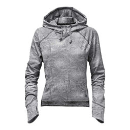 The North Face Motivation Womens Hoodie, Asphalt Grey Jacquard, 256