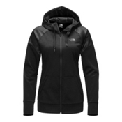 The North Face Suprema Full Zip Womens Hoodie, TNF Black, medium