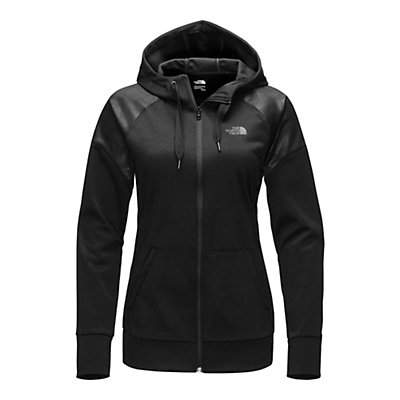 The North Face Suprema Full Zip Womens Hoodie, TNF Black, viewer