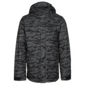 Volcom Alternate Mens Insulated Snowboard Jacket, Camouflage, medium